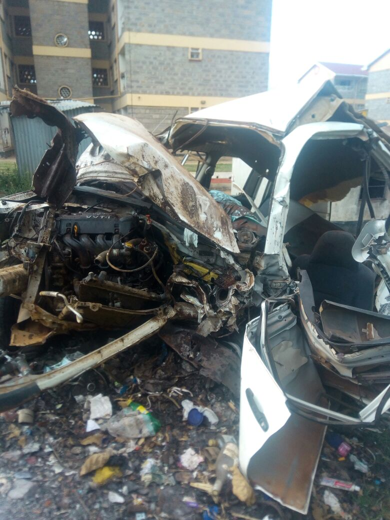 Seven killed in Keroka accident as pro box overturns