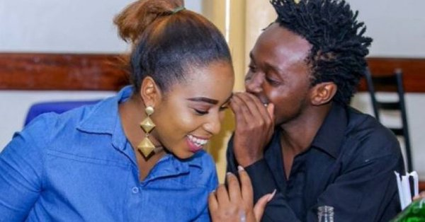 Kenyans roast Bahati over parading his child on social media |