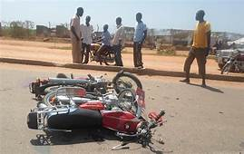 Grief  as two  brothers are killed in  boda boda accident in Kisumu