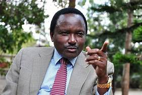 Kalonzo  laments over Corruption,says it  is a serious threat to our economy