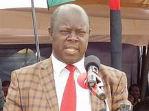 High court in Kitale upholds governor Patrick Khaemba's election