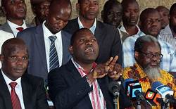 The Kenya Universities Staff Union (Kusu) issues  seven day strike notice over failure by government to implement CBA