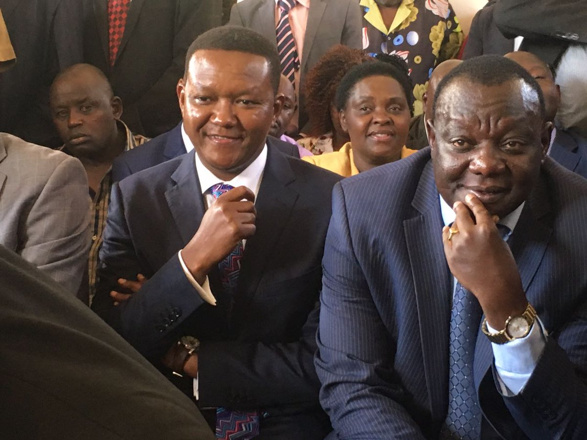 Supreme court gives governor Mutua a life line,declares that he was validly  elected