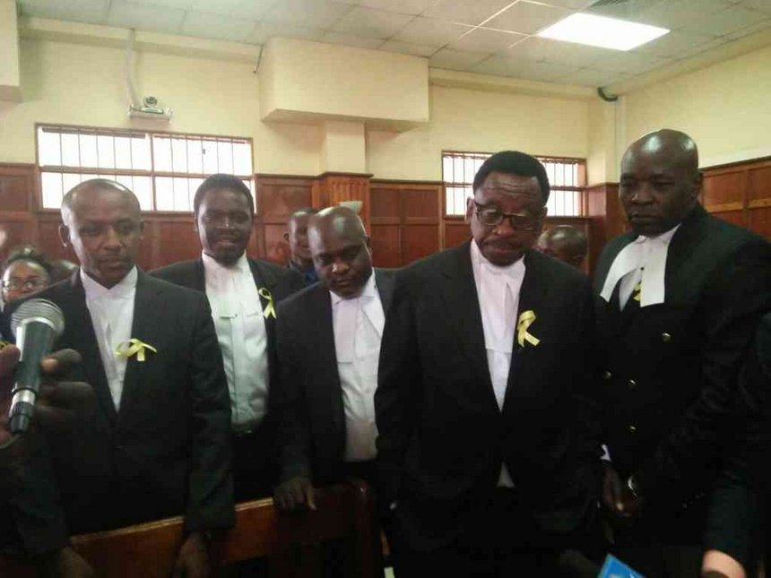 Reprieve as high court lifts government's ban on opposition leaders passports