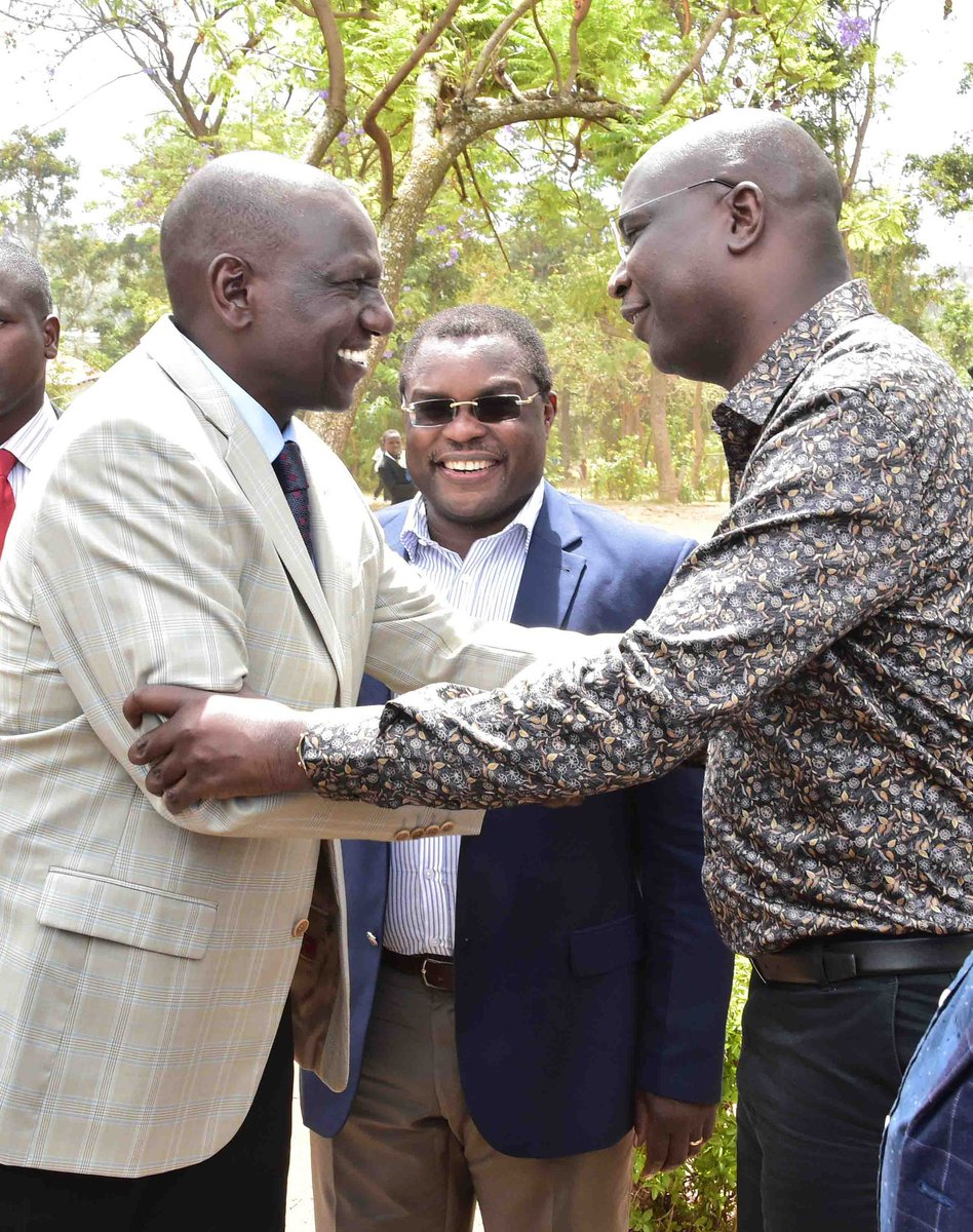 criminals operation in Mt Elgon be warned your days are numbered-DP Ruto