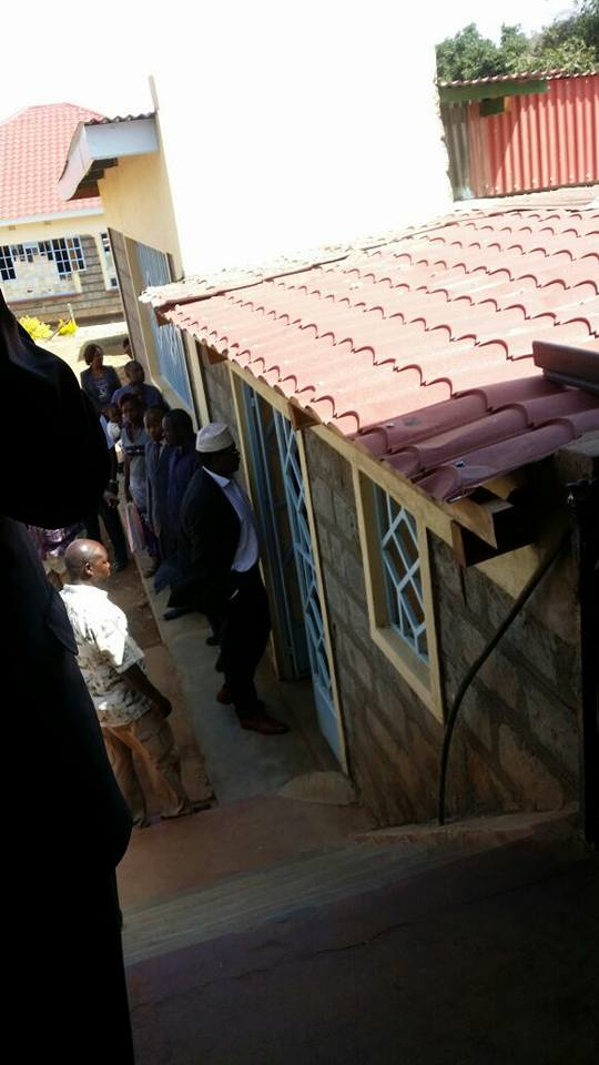 Pictures of lawyer Miguna Miguna at a Kajiado court emerge evens as questions linger why he was taken to Kajiado.