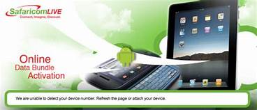 Safaricom reviews its mobile data broadband downwards by 53%