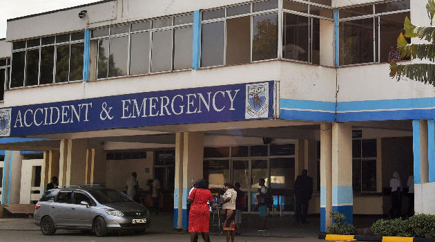 Services halted at KNH as doctors down tools,demand restatement of suspended colleague