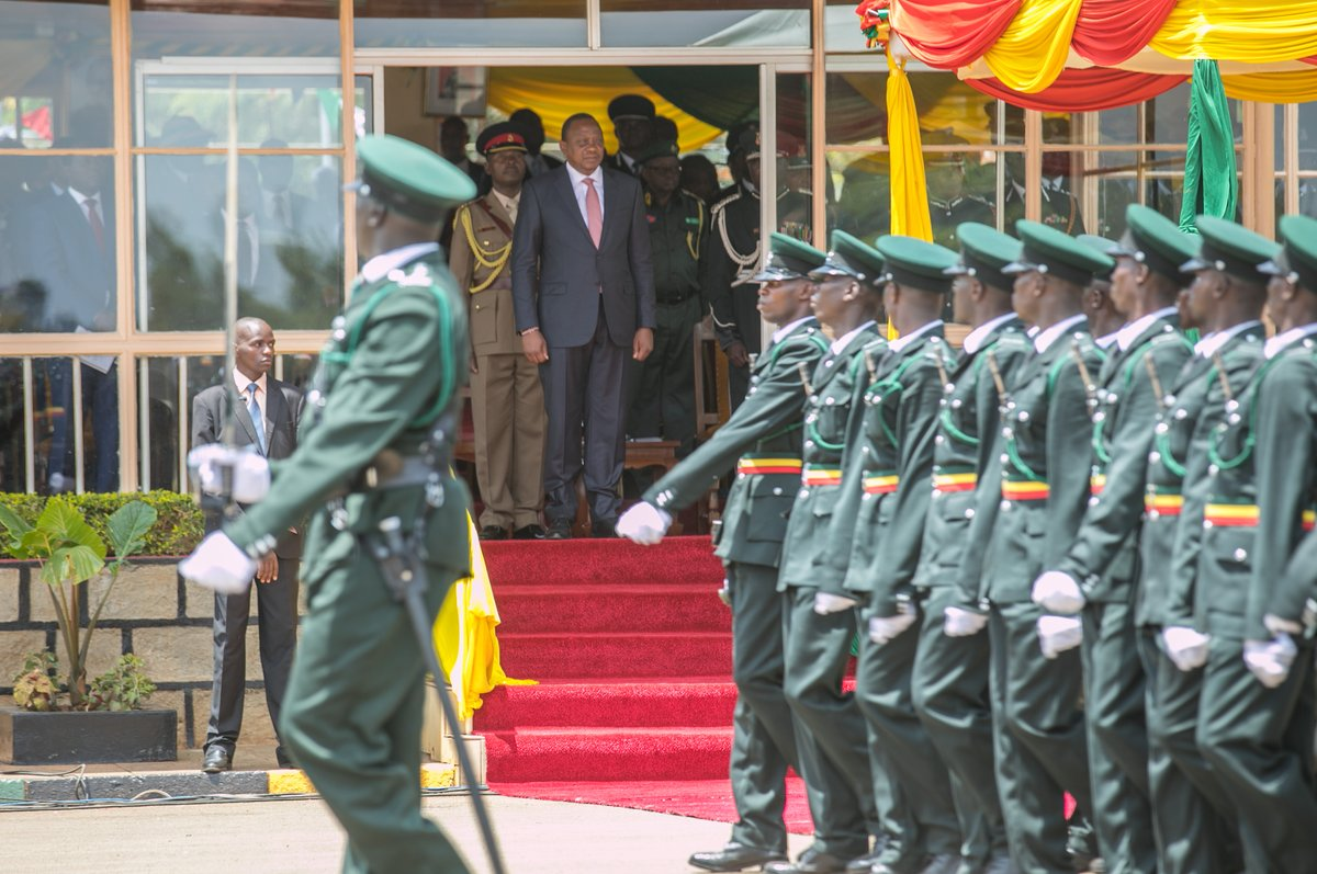 Gov't is determined in  investing  more resources  in criminal justice system reforms – President Uhuru