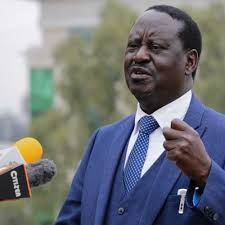 Raila condemns brutality & cruelty meted out on  women and  children ,says its unacceptable