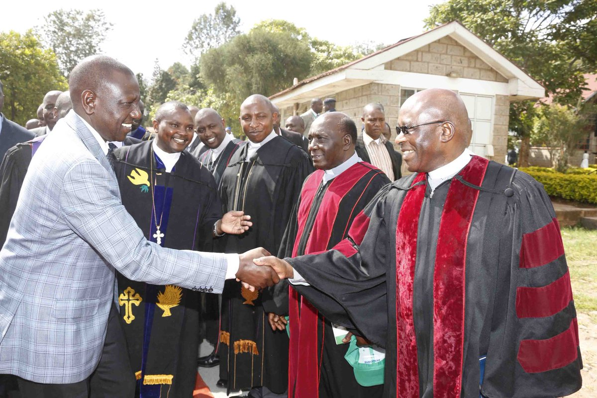 50,000 TITLE DEEDS TO BE ISSUED BY GOVT IN NAIROBI-DP RUTO