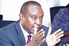 This is why Treasury CS Henry Rotich may find himself in a difficult place