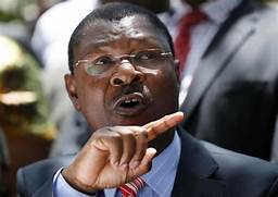 Senator Wetangula accuses  ODM leader Raila Odinga of insincerity on push for constitutional reforms,he says they are meant to benefit him personally