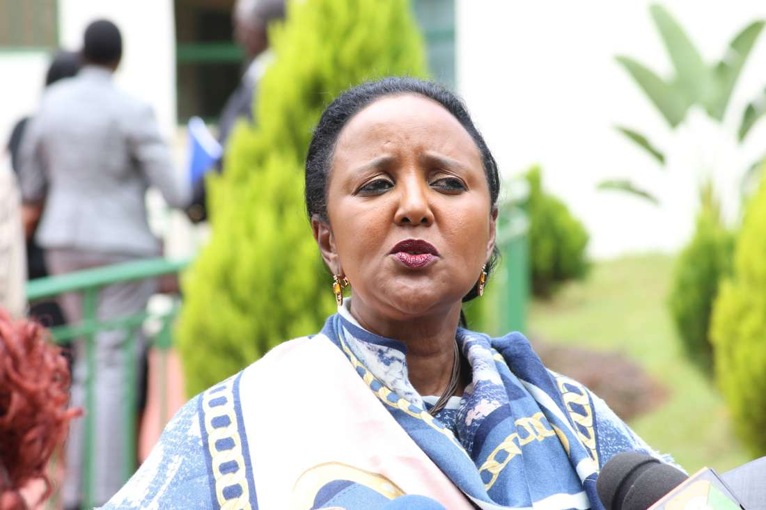 107 cases of school unrest documented in 2018,says Education CS Amina Mohamed