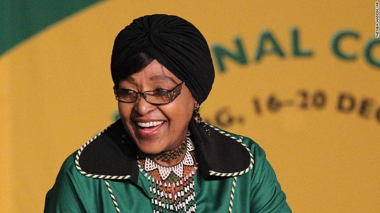 South Africa's Winnie Mandela to be laid to rest in Soweto funeral