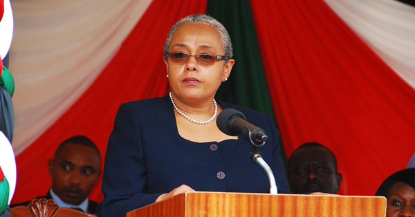 First Lady delivers medical equipment to Bungoma, urges Kenyans to register with NHIF
