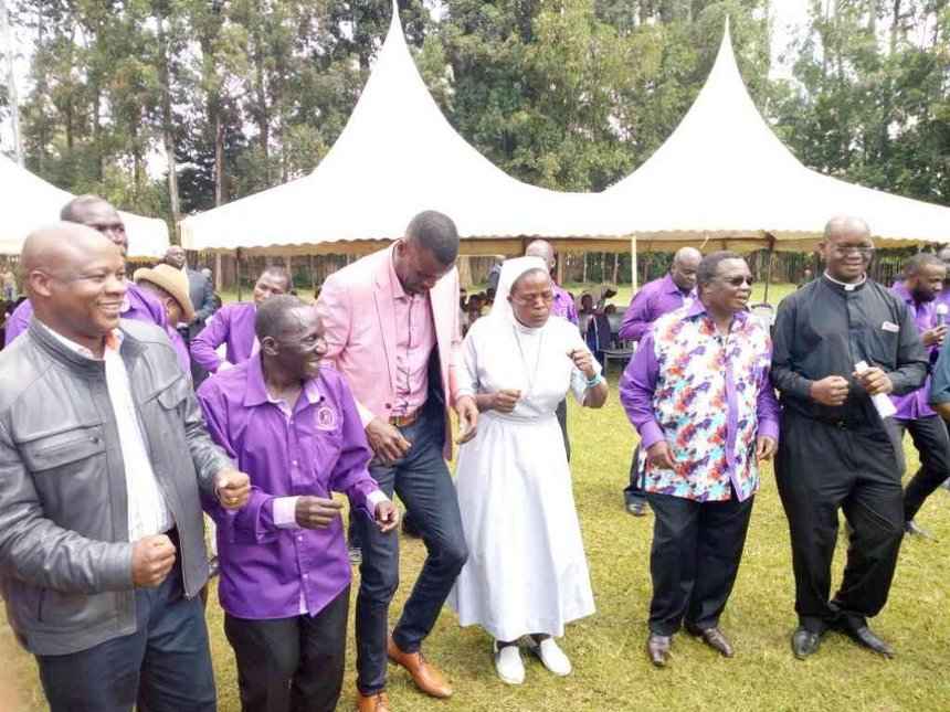 Lifestyle Audit Must be extensive,says COTU boss Francis Atwoli