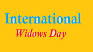 Thousands of widows gather at KICC for the world Widows day