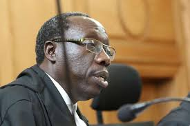 Justice William Ouko sworn in as new court of appeal president.