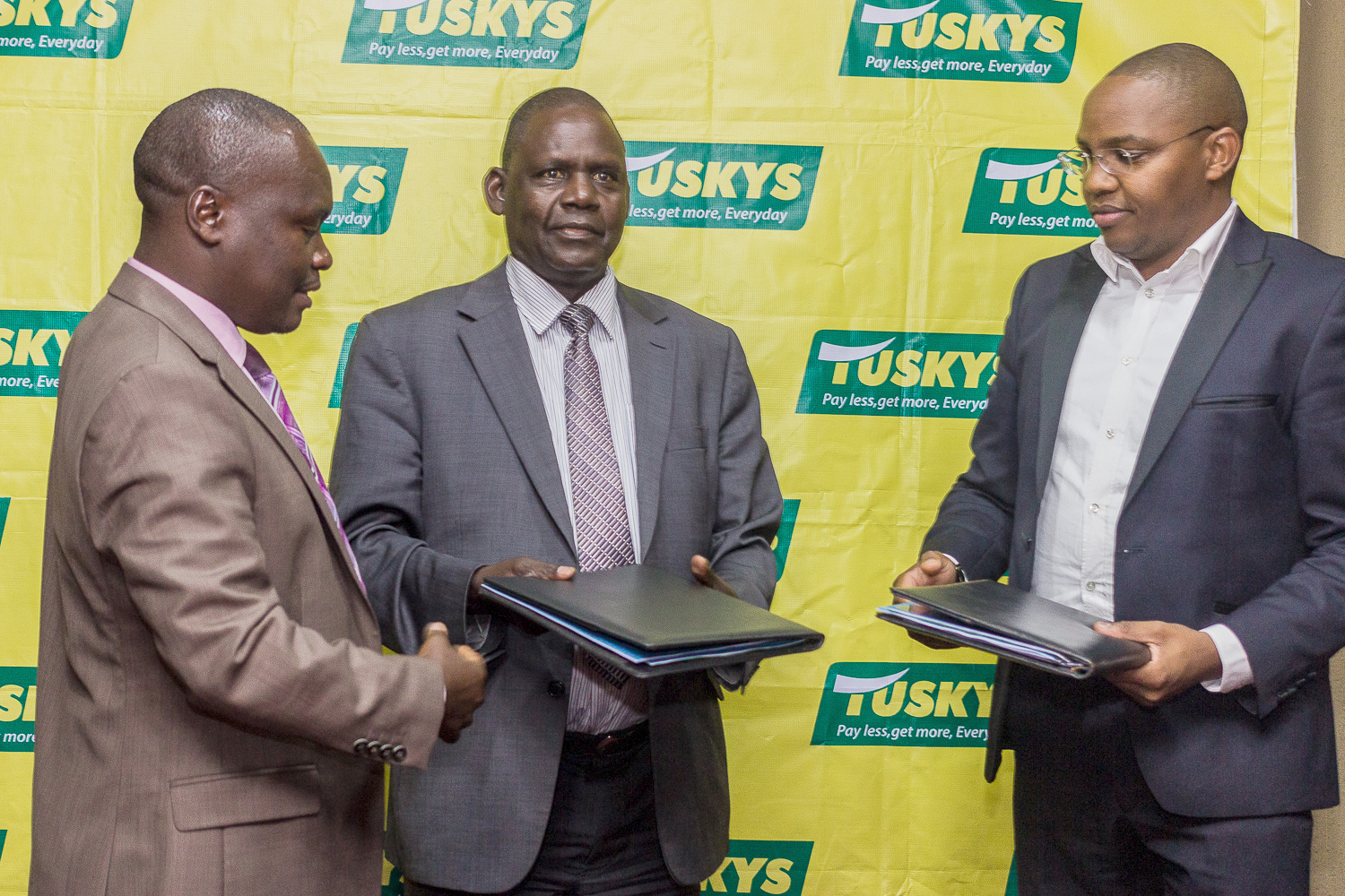 Tuskys inks new performance based CBA with workers' union