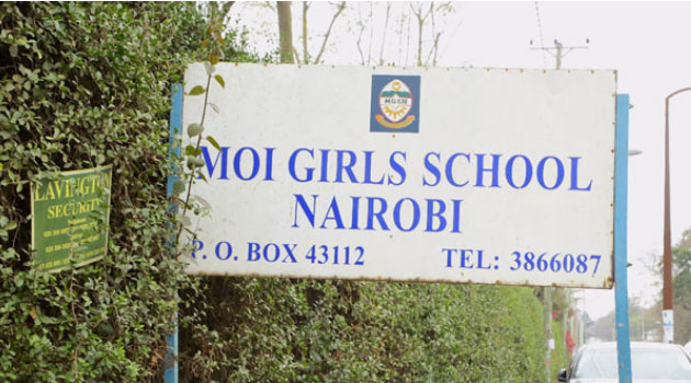Moi Girls School Nairobi reopens after a week of closure following reported rape ordeal