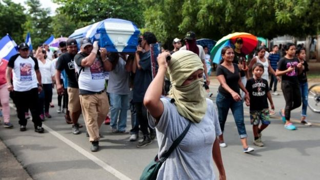 Nicaragua crisis: Truce agreed after weeks of deadly violence