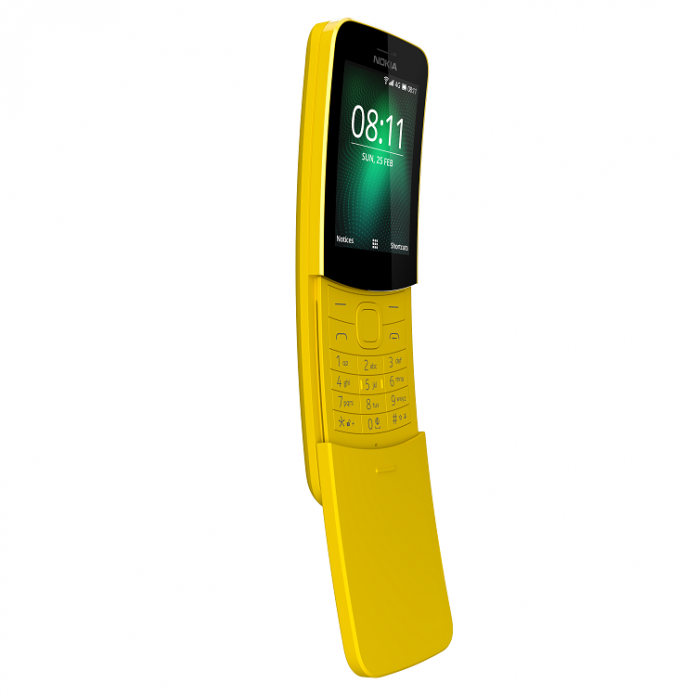 HMD Global announces the introduction of Nokia 81104G in the Kenyan Market.