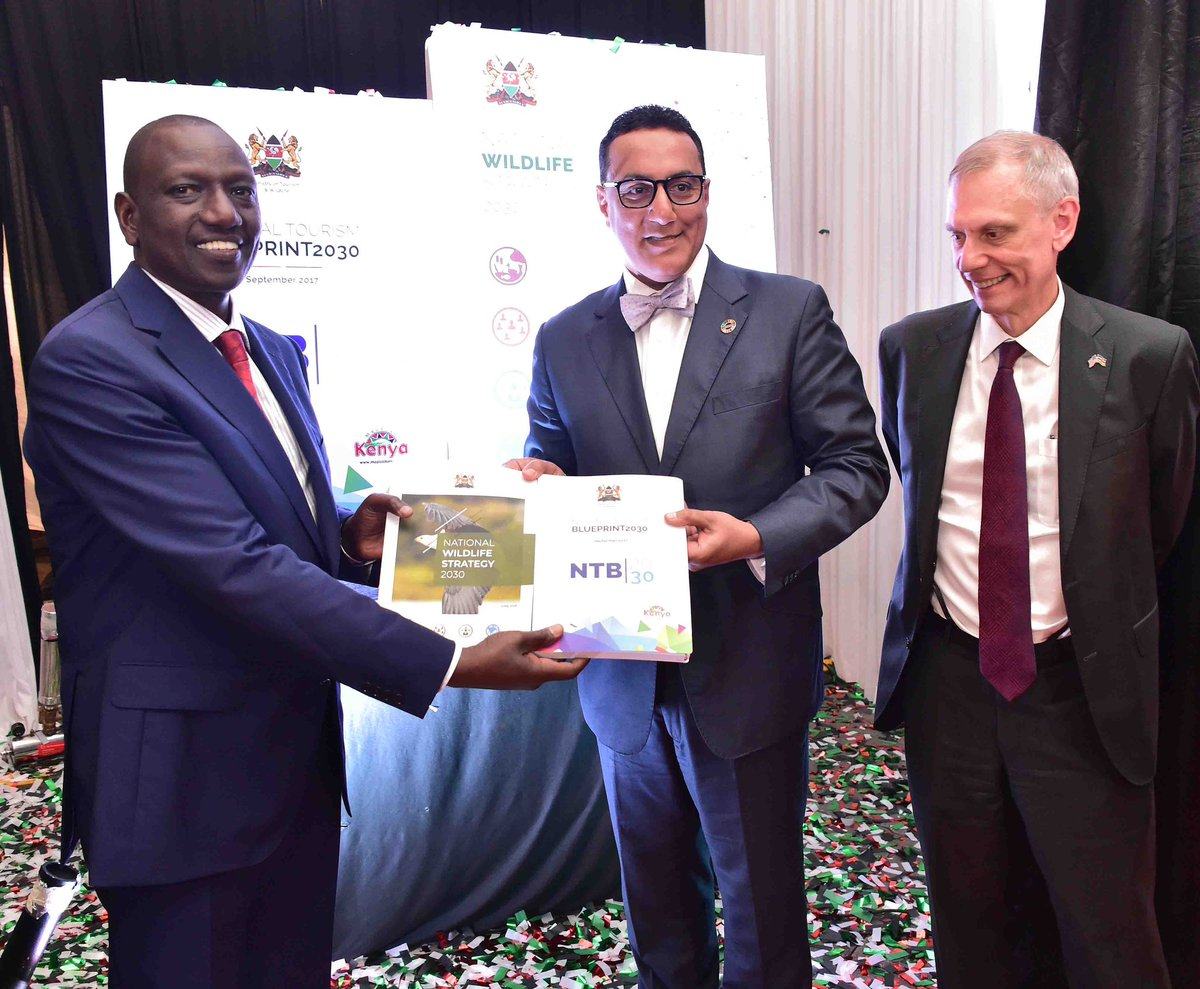 Review your  marketing strategy to attract more tourists into the country,DP Ruto  asks tourism sector