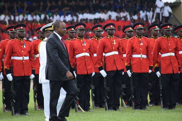 All  procurement officers to be vetted before appointment as war on graft goes a notch higher-president Kenyatta