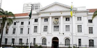 Nairobi county askaris in trouble for clobbering  residents in the CBD