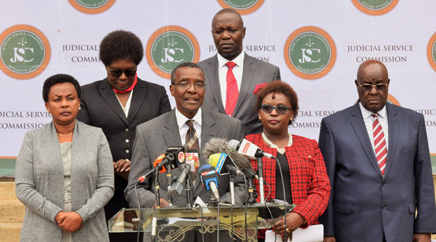 Budget cuts to negatively affect,stall projects-CJ Maraga
