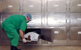 'Dead' S.African woman found alive in mortuary fridge