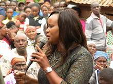 Gatundu North MP Annie Wanjiku Kibe was validly elected ,Court of appeals affirms