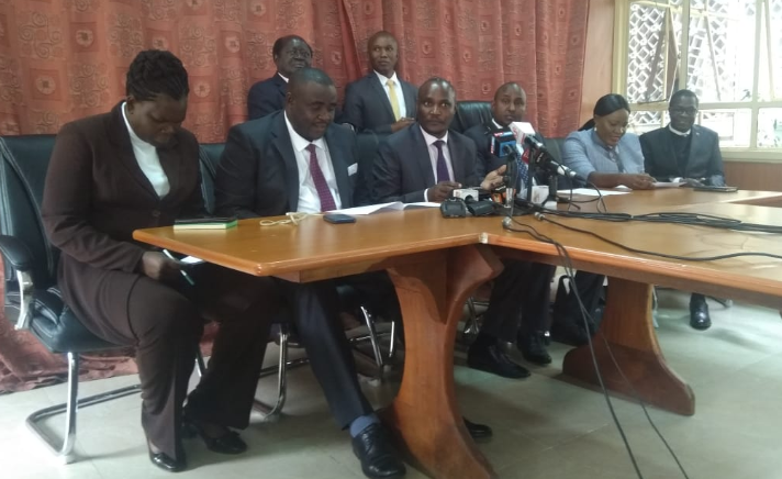 You are on your own and throwing tantrums wont help,ODM MPs tell Wetangula