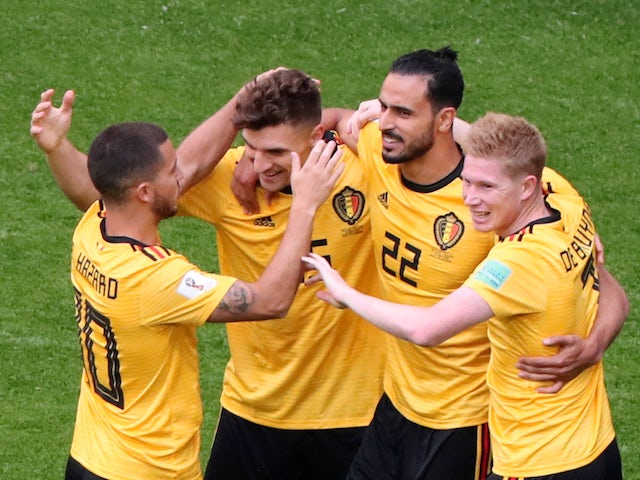 Result: Belgium condemn England to fourth place at World Cup