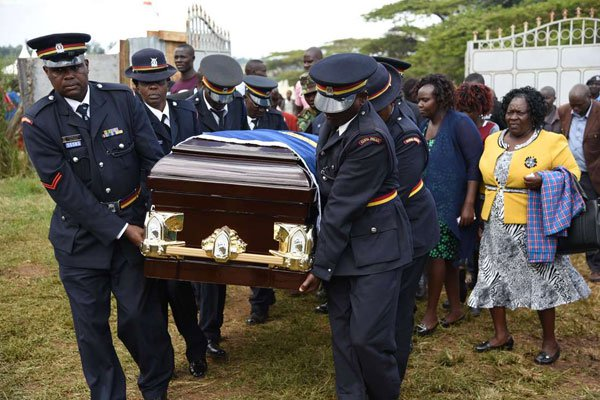 The last journey:Nicholas Bett to be laid to rest in Uasin Gishu County