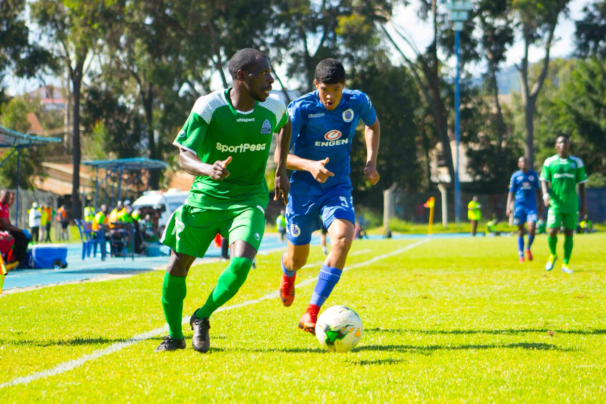 Gor Mahia's hopes of a quarter-final place in the CAF Confederations Cup dashed after losing to USM Alger  2-1
