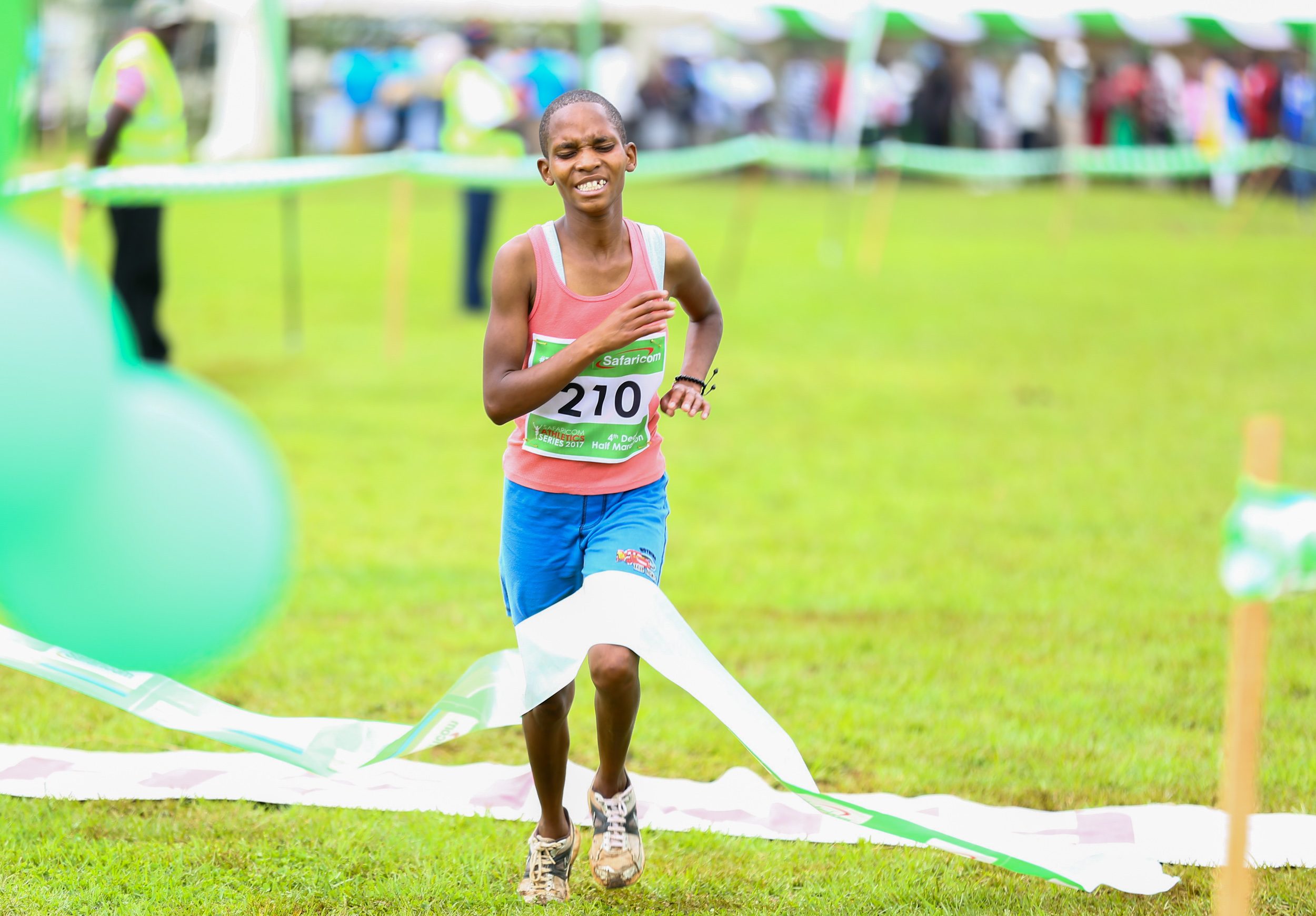 The Fifth Edition of Safaricom Deaf Half Marathon Heads Down to Mombasa this weekend