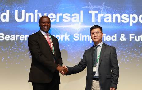 Huawei Releases Next-Generation Universal Transport Solution for Smart Grids