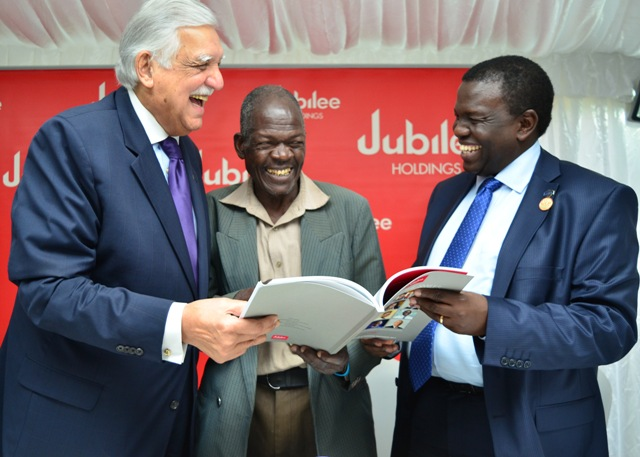 Jubilee Half Year profit  grows by  17 percent to Sh2.4b