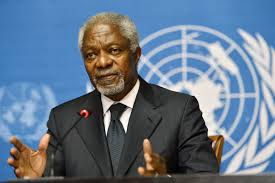 African Development Bank Mourns Passing of former Secretary General of the United Nations and Nobel Peace Prize Laureate Kofi A. Annan