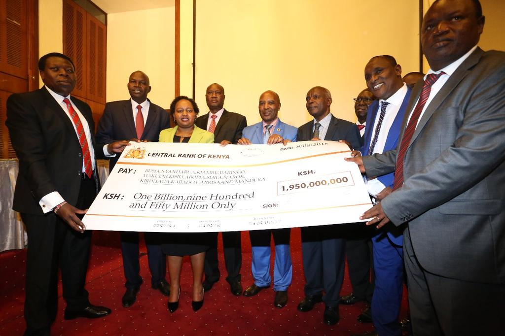 Devolution development agenda for Makueni county gets a boost after county secures a Sh168 million grant from the World Bank