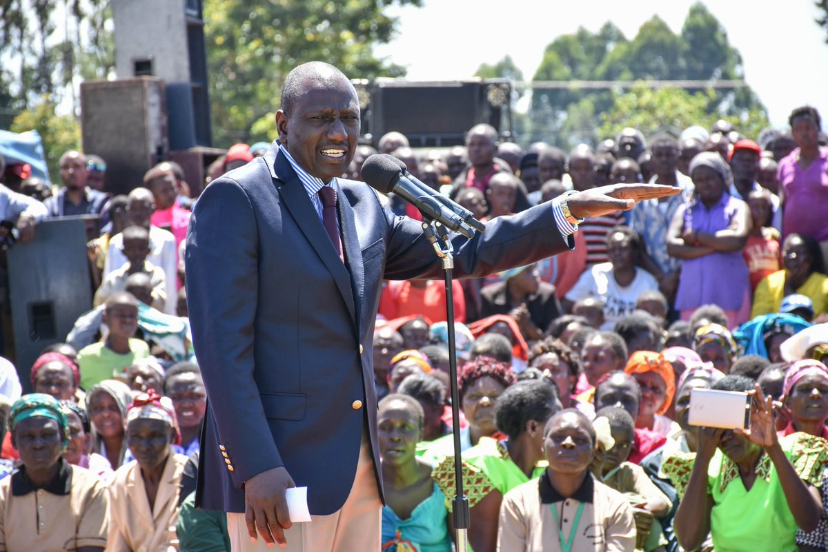 DP Ruto backs the call for referendum but reads malice
