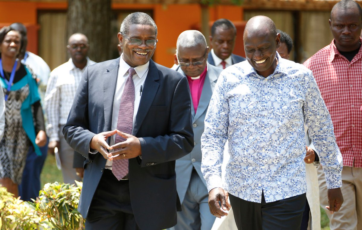 Support govt in implementing the Big four Agenda,DP Ruto urges religious  Organizations