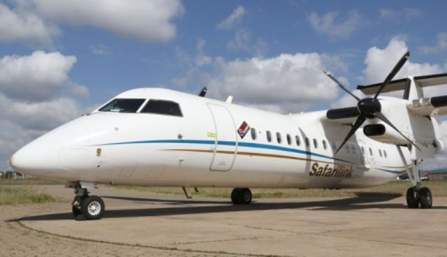 Airline service provider company Safarilink to fly twice a day to Kisumu starting September 3rd