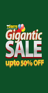 It is home stretch for Tuskys Gigantic Sale as participating shops are set to open at 6:30am starting Thursday