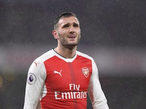 Arsenal striker Lucas Perez completes move to West Ham United