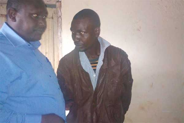 Police in Makueni apprehend wife beater after viral video