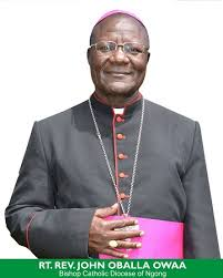 BE RECONCILERS AND BUILDERS OF PEACEFUL COEXISTENCE, BISHOP OBALLA URGES PRIESTS