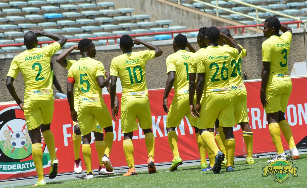 Kariobangi sharks too strong for Ulinzi Stars knock them  4-1 to qualify for  shield cup  final